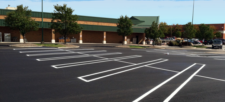 Gulfport Parking Lot Repair and Patching